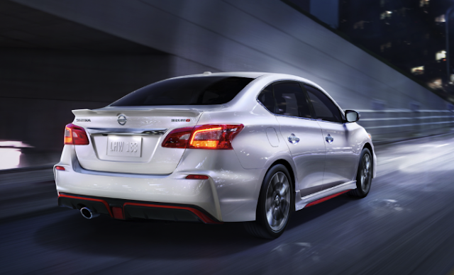 Review 2017 Nissan Sentra NISMO Car And Driver