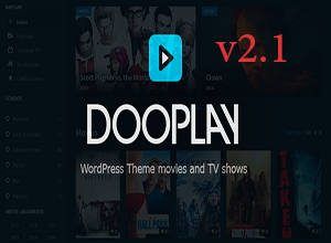 Dooplay 2.1 Free download theme wordprees