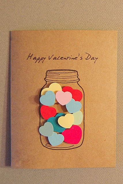 Download Printable Handmade Valentines Day Cards