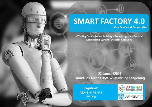 Smart Factory 23 Jan 2019 di Tangerang