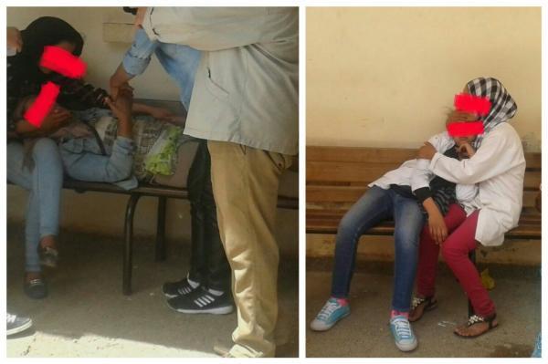 """خطير:تمور محشوة بـ""""القرقوبة"""" ترسل تلميذات في حالى حرجة الى مستشفى القنيطرة"""