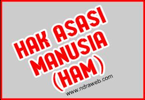 Ciri-ciri Khusus Hak Asasi Manusia (HAM)