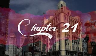 Chapter 21 : From Madrid With Love