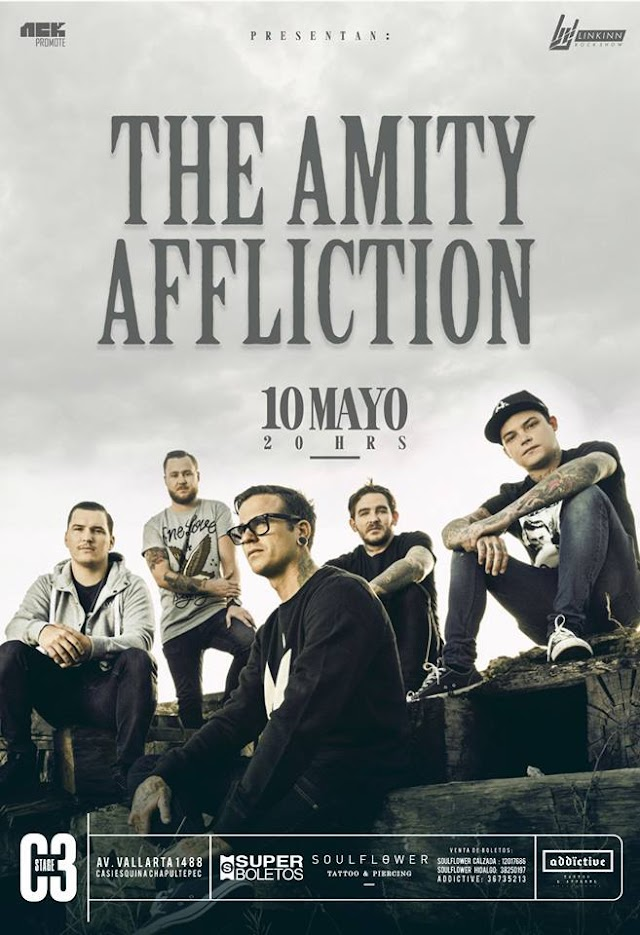 THE AMITY AFFLICTON 10 MAYO C3 STAGE