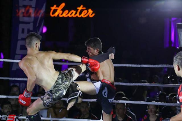 Αθλητές και από το Ναύπλιο σε αγώνες Muay Thai και Kickboxing στην Καλαμάτα