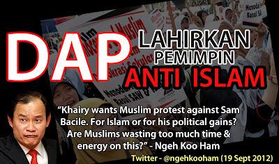 Hasil carian imej untuk islam DAP