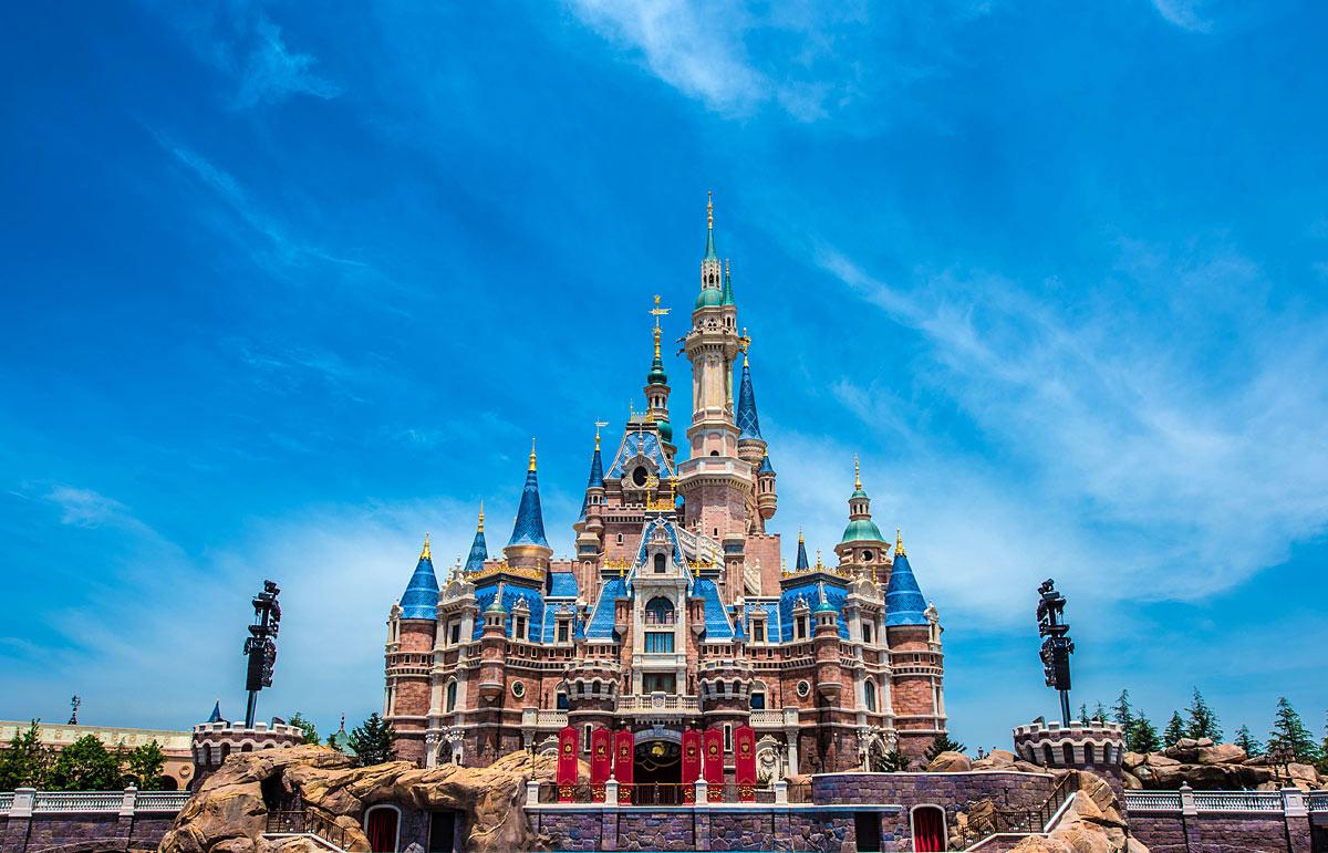 Shanghai Disneyland Opening Malaysia Asia Travel Blog