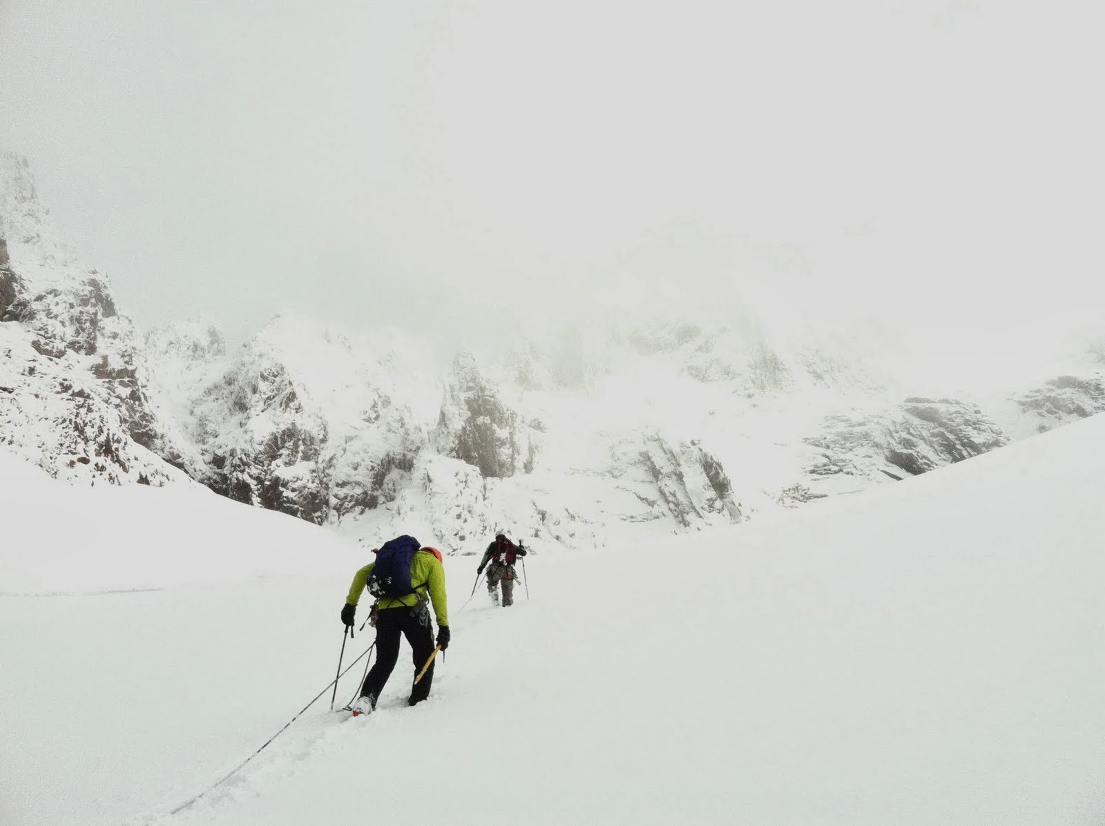 A Lifetime of Alpine Learning Ahead--Success With the AMGA