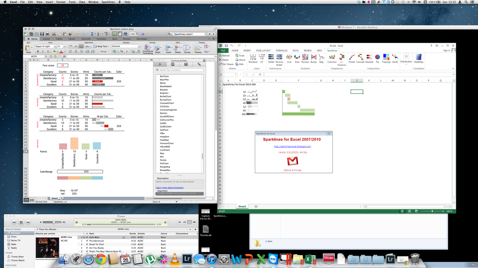 Mac Office 2011 Gratuit Sparklines For Excel Sfe For Office 2011 Mac And Office