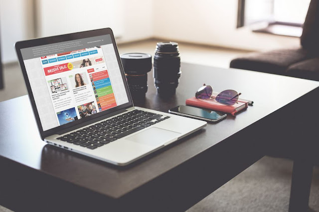 Gridles Seo, Responsive, and Fast Loading Blogger Templates