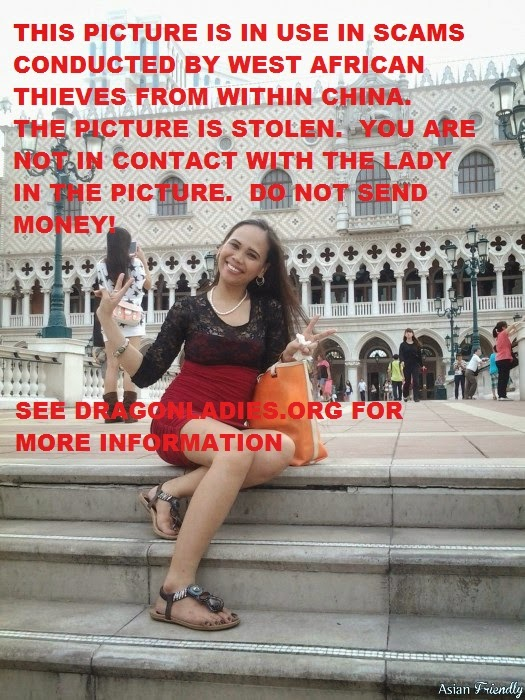 Scam chinese dating sites