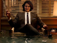 Sevda from WindySunset photoshopped as Don Draper