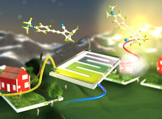 storing solar electricity as heat