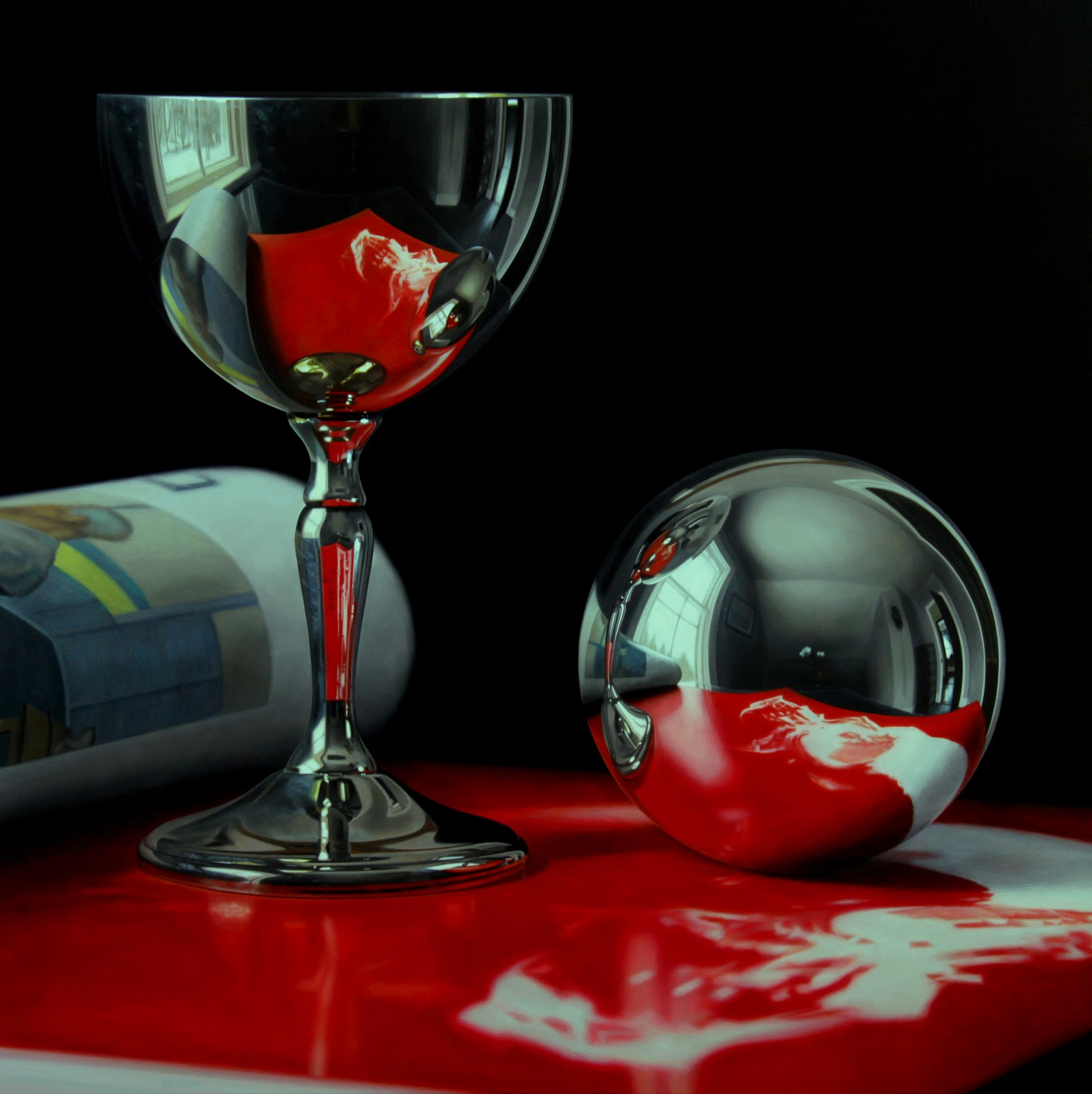 10-Theory-of-Probability-Photo-Realistic-Reflection-Paintings-www-designstack-co