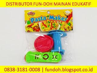 Fun-Doh Pasta Maker Hanger, fun doh indonesia, fun doh surabaya, distributor fun doh surabaya, grosir fun doh surabaya, jual fun doh lengkap, mainan anak edukatif, mainan lilin fun doh, mainan anak perempuan