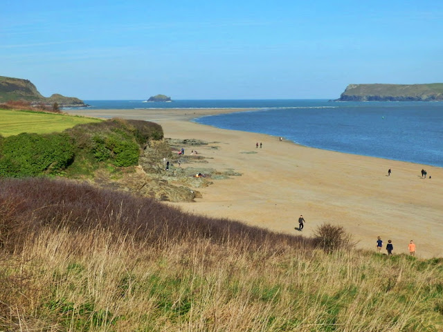 Beach at Padstow, Cornwall