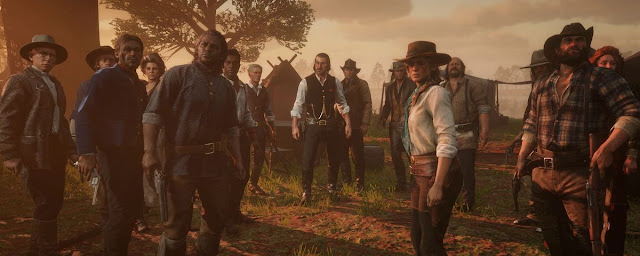 6 Game yang Mirip Red Dead Redemption 2 di Android