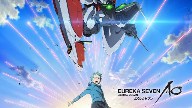 Eureka Seven Astral Ocean (24/24) + OVA (90MB) (HDL) (Sub Español) (Mega)