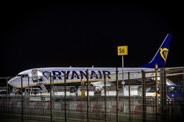 В аеропорту Ейндховена евакуювали літак після повідомлення про бомбу