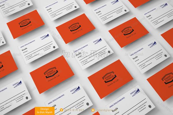 Mẫu name card kinh doanh