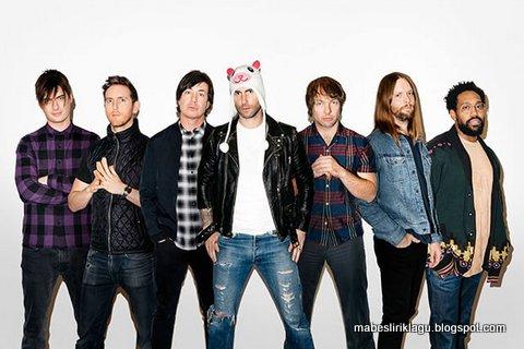 Maroon 5 - Plastic Rose