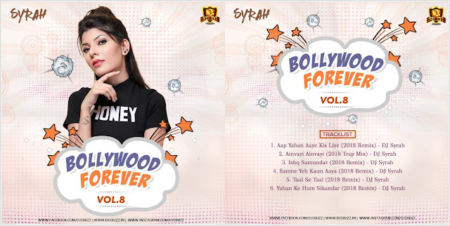Bollywood Forever Vol.8 – DJ Syrah