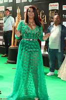 Mumaith Khan in Transparent Green Plazo Kurti at IIFA Utsavam Awards 2017  (Telugu and Kannada) Day 2  Exclusive 12.JPG