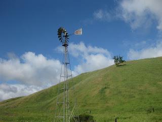 Aermotor windmill near Gilroy, California