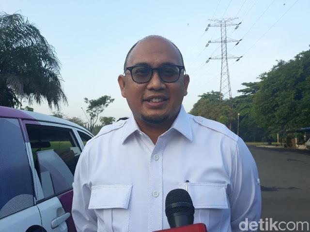 Gerindra Sepakat dengan Eggi soal 'Jokowi Buat Rakyat Miskin'