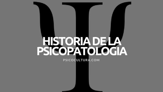 Historia de la Psicopatología en la antigüedad