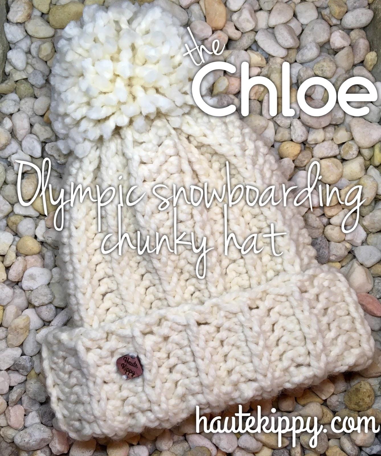 Chloe Kim s Team USA Olympic Snowboarding Hat Free Crochet Pattern ef76752eb4f