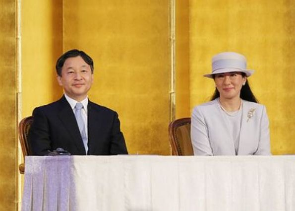 "Crown Prince Naruhito and Crown Princess Masako attended the opening of the LAWASIA ""The Law Association for Asia and the Pacific"" Conference"
