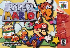 Paper Mario 64 ( BR ) [ N64 ]