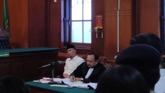 Satu Saksi Pelapor Ahmad Dhani Cabut Keterangan BAP Soal Kata Idiot