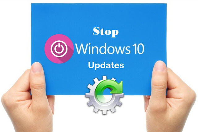 How To Stop Windows 10 Updates Manually