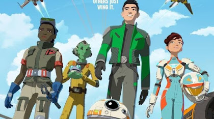 Star Wars Resistance Episódio 15