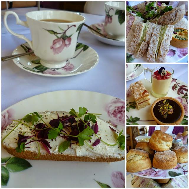Afternoon Tea - David Austin Roses