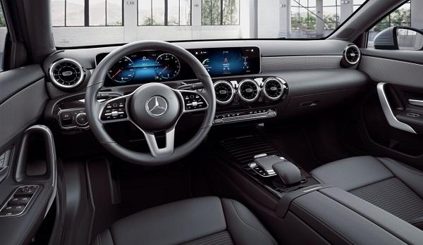 Interior Mercedes Benz Clase A Argentina