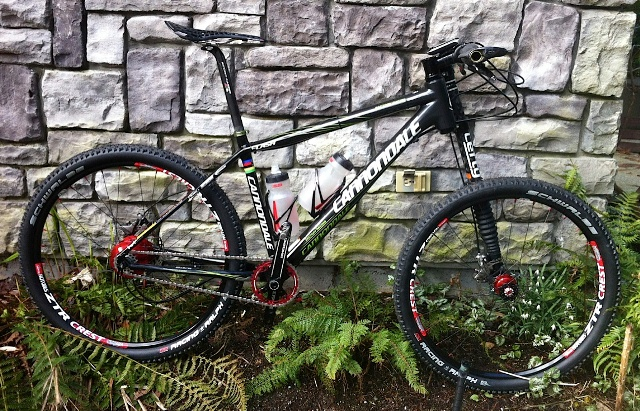 The Monkey Lab: Ultralight, Rohloff-Equipped Cannondale ...
