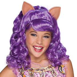 Monster High Rubie's Clawdeen Wolf Wig Child Costume