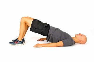 Cara Membentuk Perut Sixpack dengan Latihan Bridge Exercise