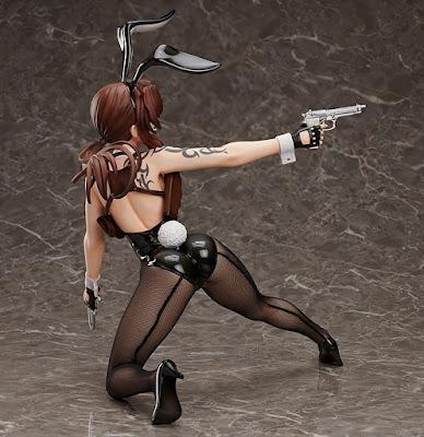"""Figuras: Imágenes y detalles de Revy: Bunny Ver. de """"BLACK LAGOON"""" - FREEING"""