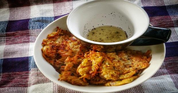 Squash Fritters | Kalabasang Ukoy Recipe