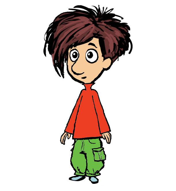 Cartoon Characters Jacob Two Two Png S