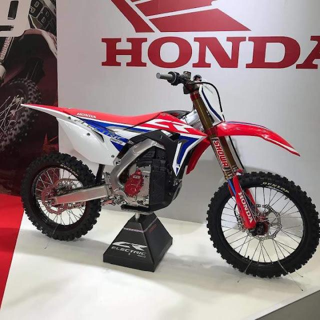 Honda CR Electric Prototype