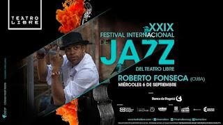 6 de septiembre Festival Internacional de Jazz del Teatro Libre 2017