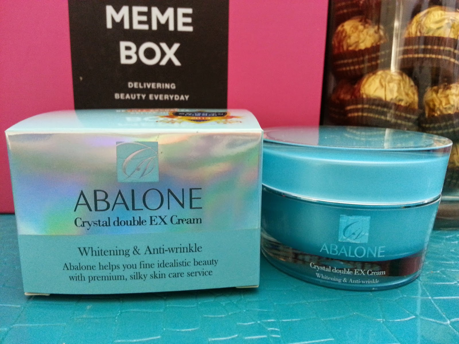 Abalone Crystal Double EX Cream