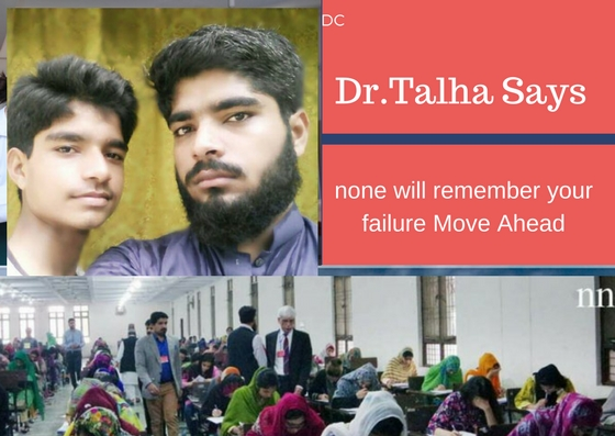 dr. talha says about mdcat preparation interview with talha khan