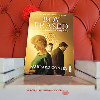 Boy Erased -leitura Romance Café