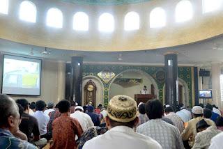 mimbar kaum muslimin